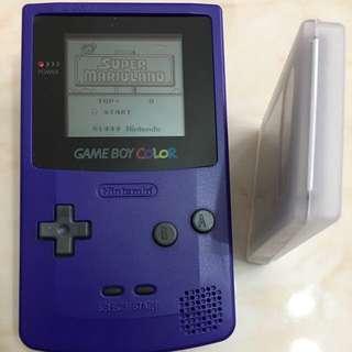 Nintendo Gameboy Color Game boy Color