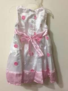 12個月大二手女童洋裝臺灣本島含運費
