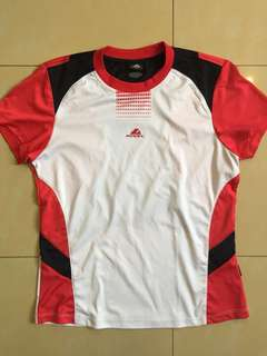 Accel workout top