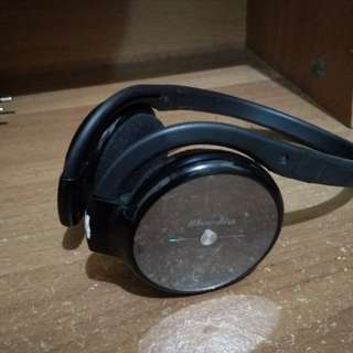 BU Headset BLUETOOTH Bluedio
