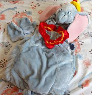 Dumbo elephant costume