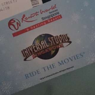 2x Adventure Cove Adult Tickets