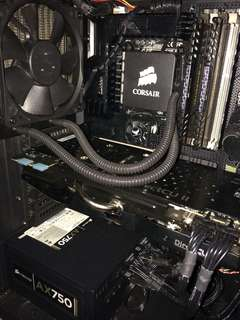 Wts Intel i5 4690k & Asus z87 Tuf Sabertooth