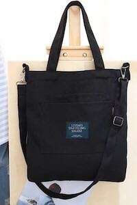 Black bag 2 way