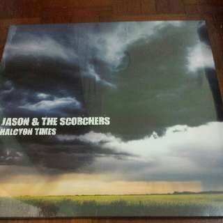 Jason & The Scorchers ‎–Halcyon Times - Vinyl Record 2xLP - Sealed, Mint