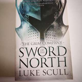 Sword Of The North( The Grim Company)