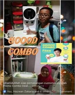 PROMO COMBO CUCKOO RM120 UTK 3 PRODUK