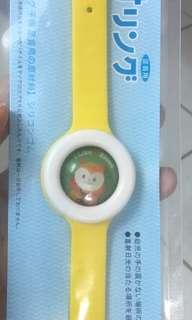 日本火紅 防蚊 除蟲手環