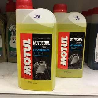 Motul MCare C1, Inugel , Motorcool