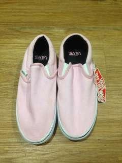 🍃Baby Pink Vans
