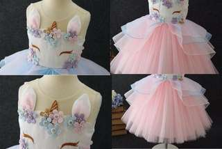 Unicorn Dress