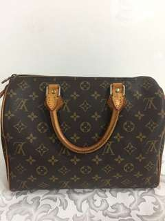 LV Speedy 30 with lock and code
