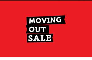 Moving out sale !!