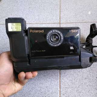 Polaroid vision 95 film *Display only*