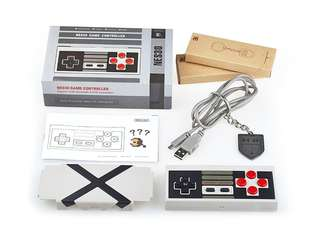 2🔥💥Last 03set💥8Bitdo  NES30 Game Controller for GamePad Compatible iOS Android Mac OS Windows