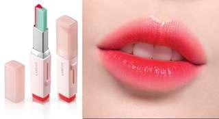 laneige two tone lip bar no3 tint mint