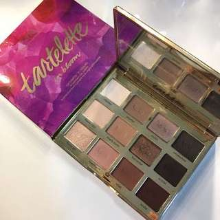 Tartelette In Bloom Eyeshadow (PRELOVED) 100%ORIGINAL