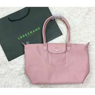 Authentic Longchamp Bag (Dusty pink or beige)