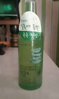 Authentic nature republic soothing gel mist