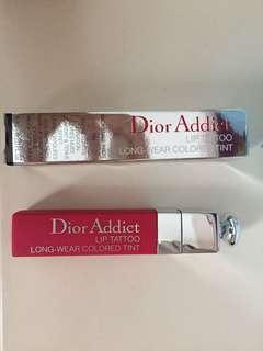 Dior Lip Tattoo Ori - 761 - natural cherry