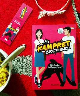 Novel Terbaru MY KAMPRET BOY FRIEND wattpad