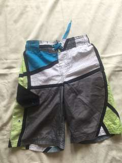 Preloved op board shorts