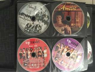 130+ DVDs for Sale