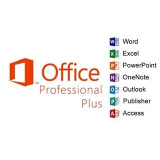 Office 2016 Professional Plus 專業增強版