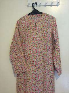 Baju Kurung Japanese Cotton