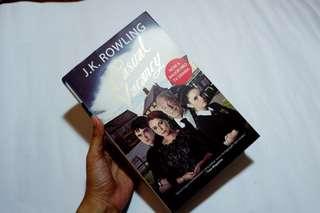 Turun harga! The Casual Vacancy - JK Rowling