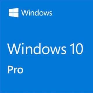 Windows 10 OEM Professional 專業版