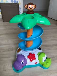 Bright Starts Having A Ball Laugh out! Loud fun for your little one!