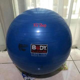 Bola Yoga / Bola Gym / Bola Pilates / Bola Fitness - Body Sculpture