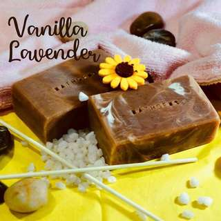 🌸Organic Soap with Benefits - Vanilla-Lavander