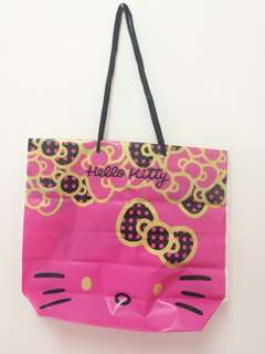 Hello Kitty Bag (Thick Plastic)