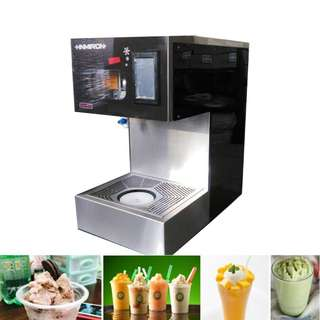 Milk Snow Ice Cream Shaver Machine bingsu ice maker