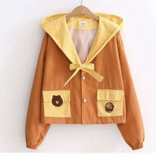 Brownie Jaket Baby