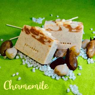 🌸Organic Soap with Benefits - Chamomile