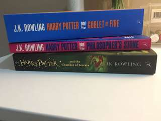 Harry Potter Trilogy