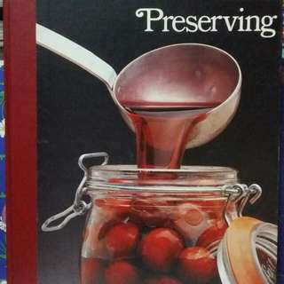 Time Life Good Cook Preserving