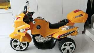 Electronic motorcycle