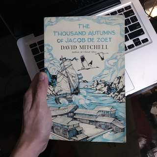 The Thousand Autumns of Jabob De Zoet (David Mitchell)