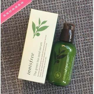 Innisfree The Greentea Serum