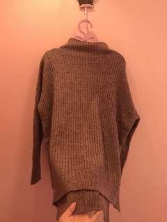 Top shop 原價499 95%新 冷衫 紫色 毛衣 長袖