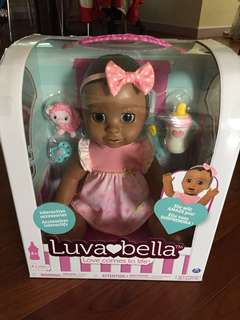 Luvabella responsive doll with accessories  Luvabella 互動洋娃娃連配件