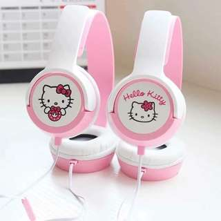 HELLO KITTY HEADPHONE