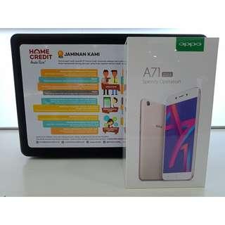 Kredit HP Oppo A71 Ram 3
