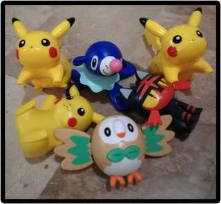 PokeMon Take All 6
