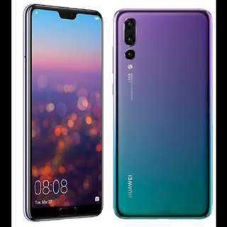 Twilight Huawei P20 Pro Sealed Set