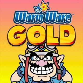 Preorder Warioware Gold - Nintendo 3DS